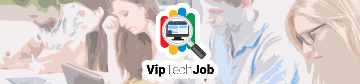 VIPTechJob – Web App